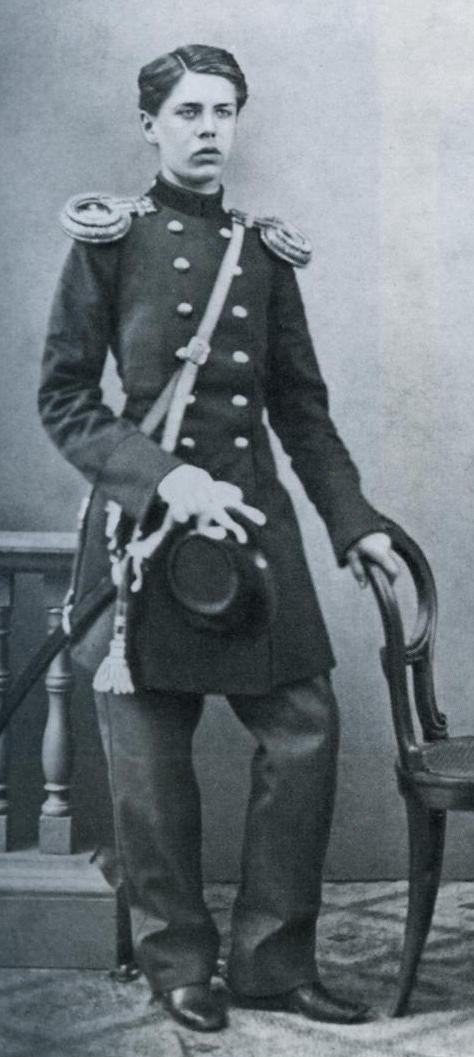 Modest Mussorgky joven. foto wikipedia
