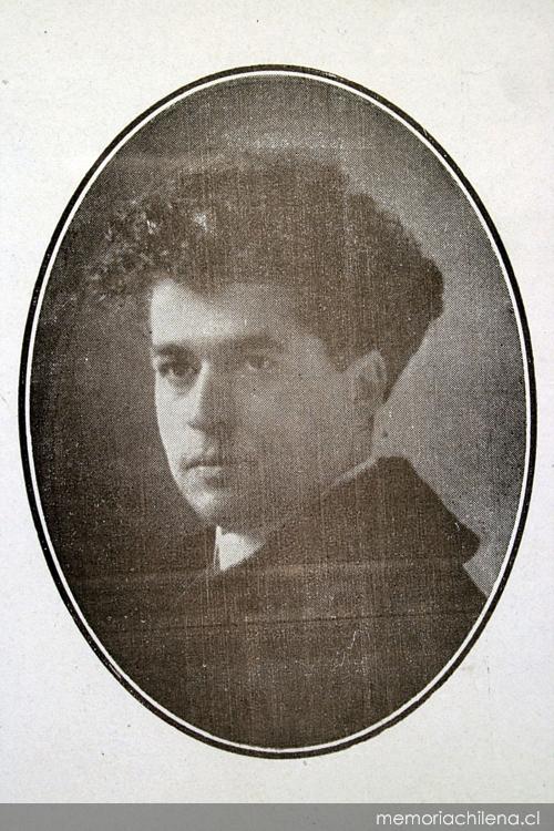 Pedro Humberto Allende. foto memoriachilena