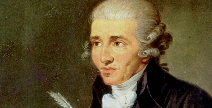 Franz Joseh Haydn. foto esmedici