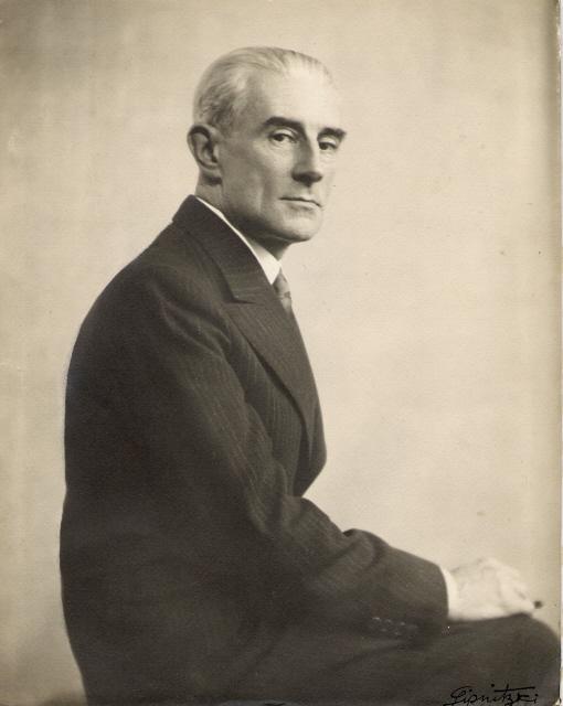 Maurice Ravel. foto redmayor