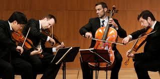 Miró Quartet. foto emelin