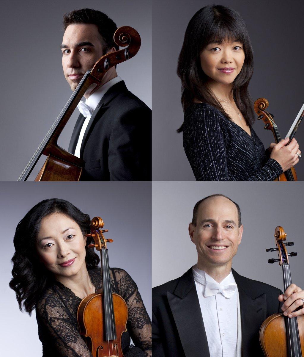 The Lincoln Quartet. foto twitter