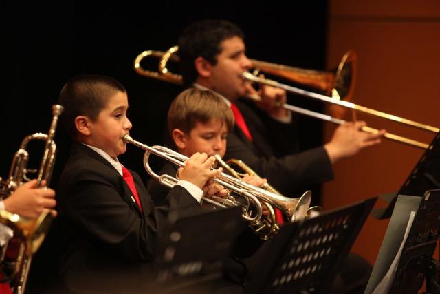 Los estupendos Bronces de la Orquesta-