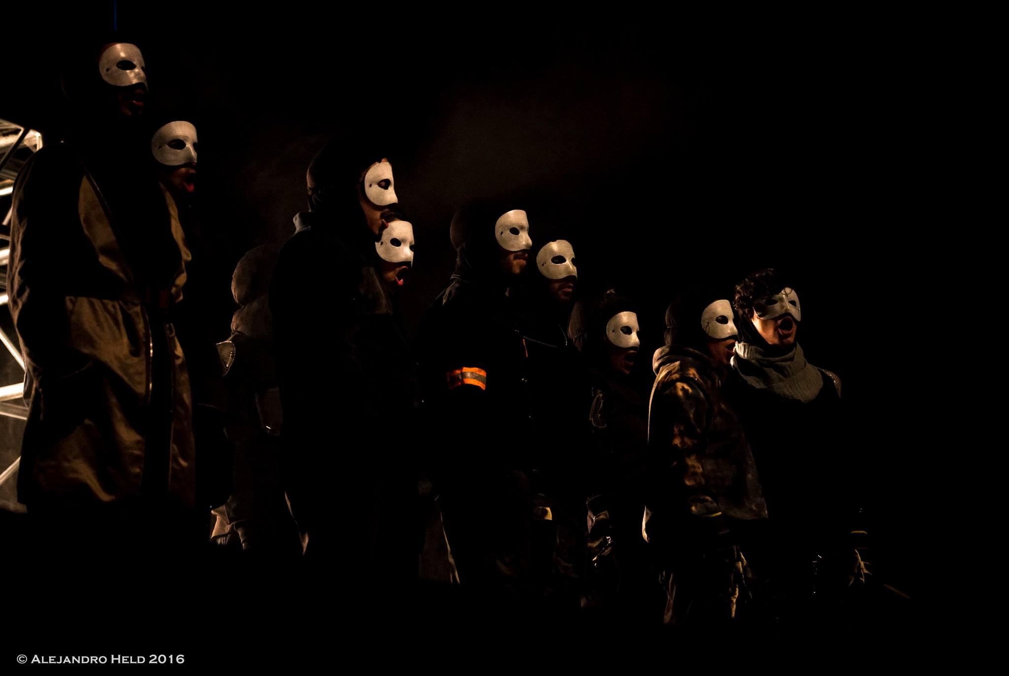Coro de espíritus (Coro NuevoMundo) foto Alejandro Held