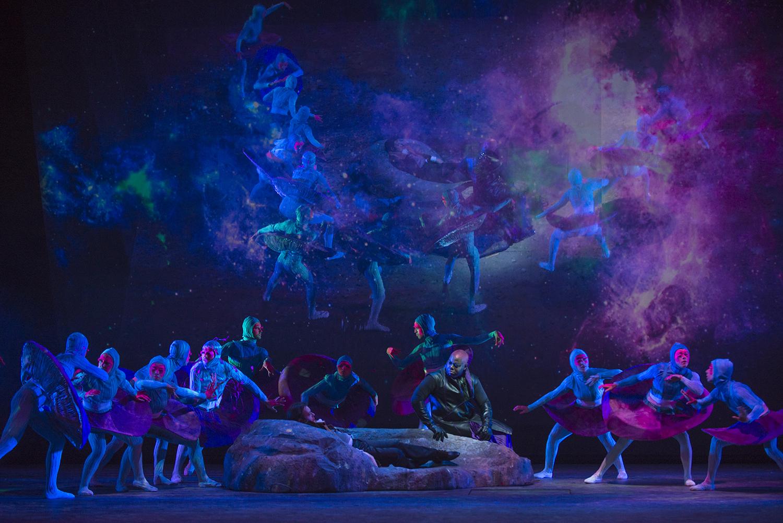 Danza de Los Silfos. foto Patricio Melo